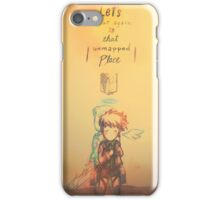 Great Escape - (A scribble) iPhone Case/Skin
