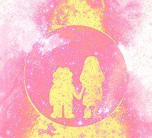 Steven Universe Love Bubble by ravefirell