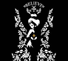 Tinkerbell Believe by DisneyFreak05