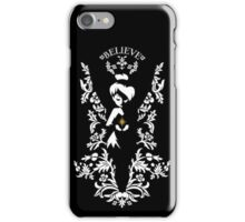 Tinkerbell Believe iPhone Case/Skin