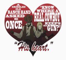 Heart Gun by A-Mac