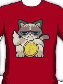 Maneki Grumpy T-Shirt