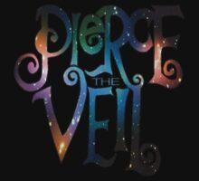Pierce The Veil Galaxy Logo by Falling