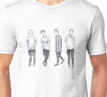 faceless 5sos Unisex T-Shirt