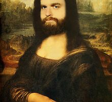 Mona-Lisa Galifianakis by Ben Talatzko