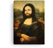 Mona-Lisa Galifianakis Canvas Print