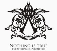 ASSASSIN'S CREED INSIGNIA by OutbreakShirts