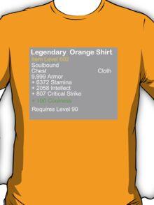 Legendary Orange Shirt T-Shirt