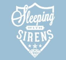 Sleeping With Sirens Logo Kids Clothes