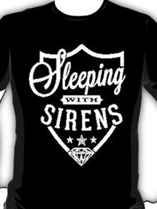Sleeping With Sirens Logo T-Shirt