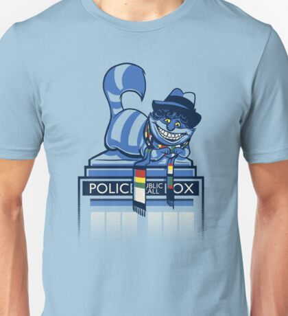 The Cheshire Doctor Unisex T-Shirt