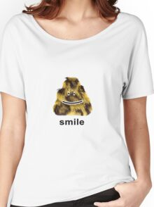 Cute Stuffs Collector's Tee-Shirts and Stickers - smile Women's Relaxed Fit T-Shirt