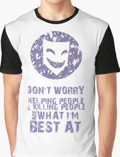 What I'm Best At Graphic T-Shirt
