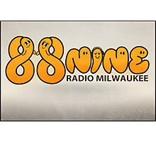 88.9 Radio Milwaukee Photographic Print