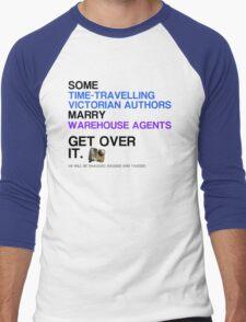 Some Victorians marry Warehouse agents Light Version. Men's Baseball ¾ T-Shirt