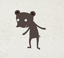 Bear by MichaelaStavova