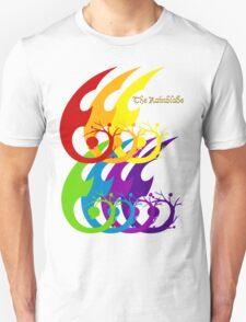 The Rainblade Symbol Splash Unisex T-Shirt