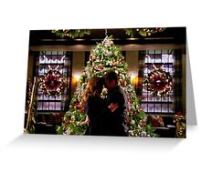 Caskett Christmas Greeting Card