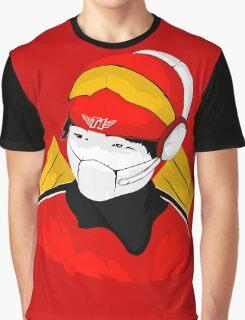 SKT T1 Zed Faker Graphic T-Shirt