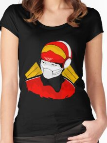SKT T1 Zed Faker Women's Fitted Scoop T-Shirt
