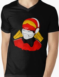 SKT T1 Zed Faker Mens V-Neck T-Shirt