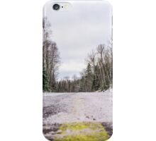 Country Winter 10 iPhone Case/Skin