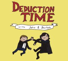 Deduction Time Kids Clothes