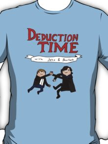 Deduction Time T-Shirt