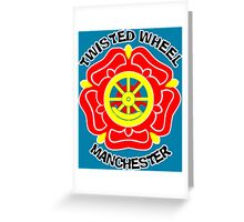 Northern Soul Twisted Wheel Greeting Card