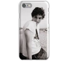 Daniel Sharman iPhone Case/Skin