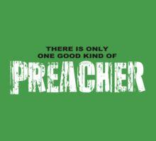 My Kind of Preacher by A-Mac