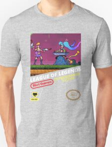 Retro League of Legends T-Shirt