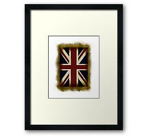 British  Framed Print