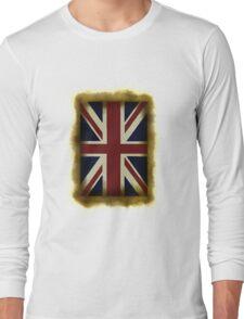 British  Long Sleeve T-Shirt