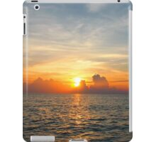 Caribbean Ocean Sunset iPad Case/Skin