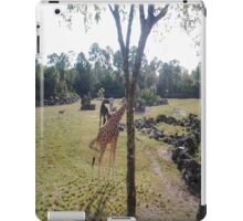 Day at The Zoo iPad Case/Skin