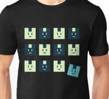 Noiz Bunnies + Aoba Bunny Unisex T-Shirt
