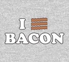 I Love Bacon! by Surpryse