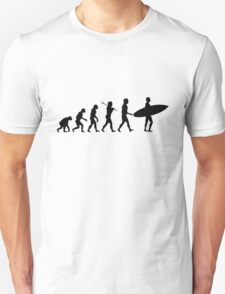 Surfing Evolution T-Shirt