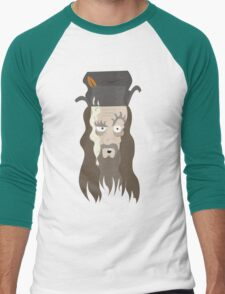 Radagast the Brown Men's Baseball ¾ T-Shirt