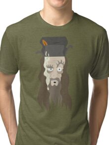 Radagast the Brown Tri-blend T-Shirt