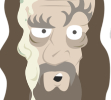 Radagast the Brown Sticker