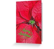 Christmas Passion - greeting card Greeting Card