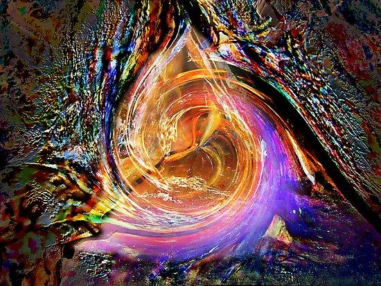 Colours of Uluru by Julia Harwood