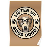 good dog see Poster