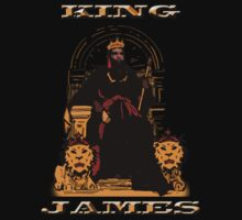 King James by awessell526