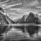 Milford Sound, New Zealand by kutayk