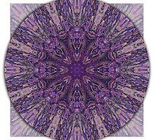 Crown Chakra Mandala 1b by haymelter