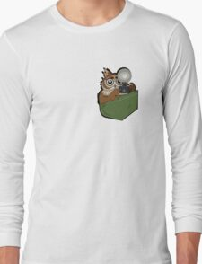 Pocket Who? Long Sleeve T-Shirt