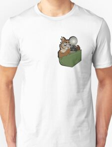 Pocket Who? T-Shirt